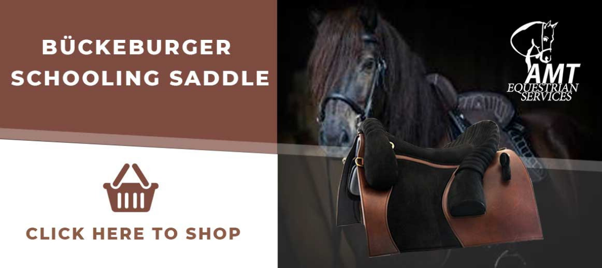 Shop for the Buckeburger Schooling Saddle