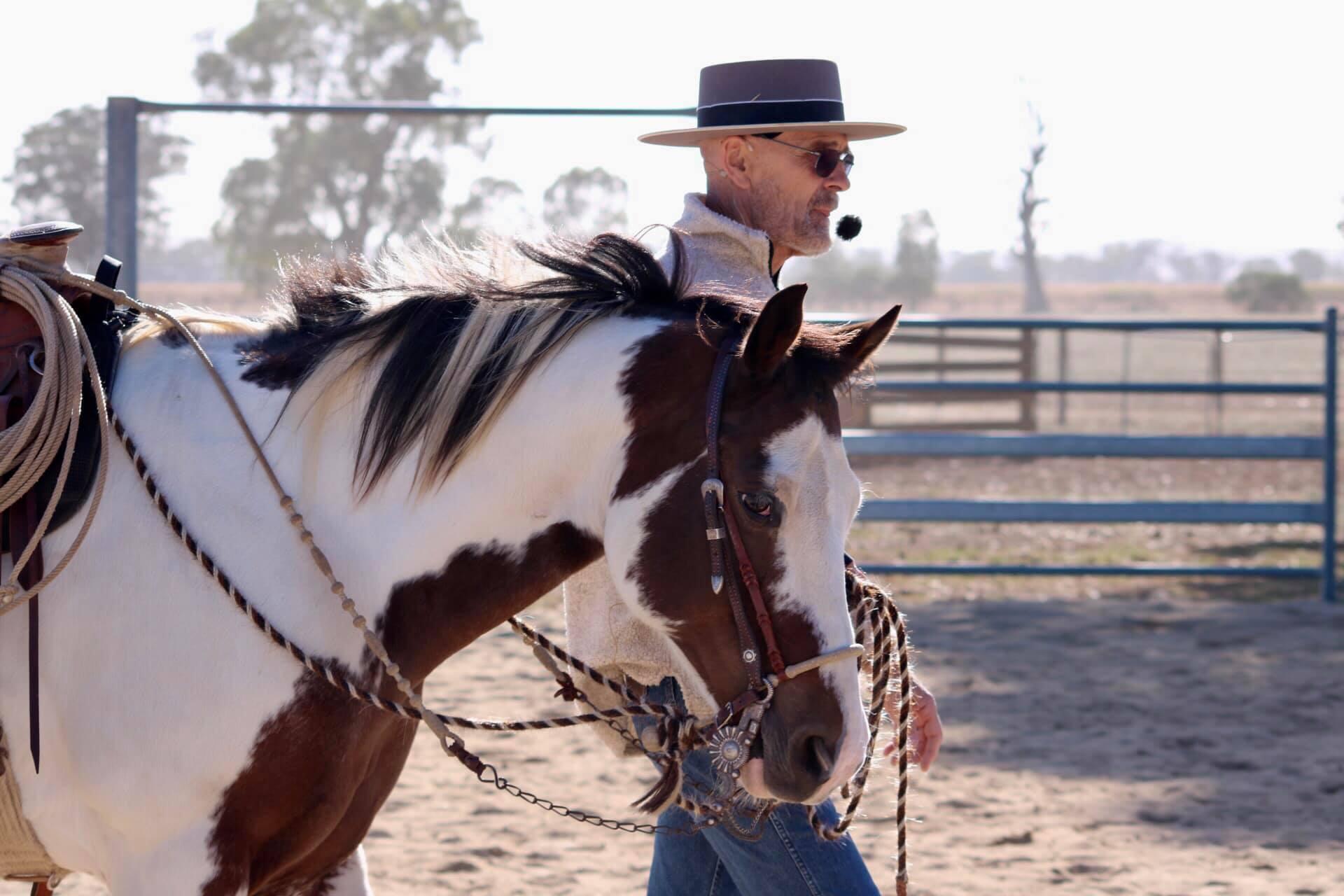 John Saint Ryan Horsemanship Clinic WA @ AMT Equestrian