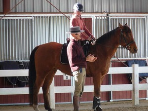 Private Lessons with John Saint Ryan @ AMT Equestrian